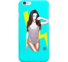 Ashley Sky pop art iPhone Case/Skin