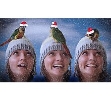A Very Merry Christmas Photographic Print