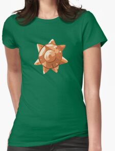 Stone of the Sun Womens Fitted T-Shirt