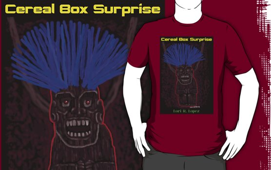 CEREAL BOX SURPRISE by Lori R. Lopez