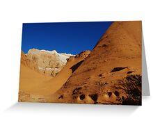 Wonders of nature, Utah Greeting Card