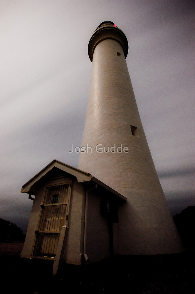 Lorne Lighthouse #3 by Josh Gudde