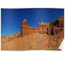 Tower Rock, Utah Poster