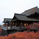 Japan - Autumn 6 by Glenn Browning