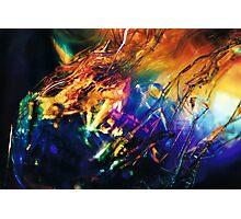 Rainbolic - Experimental Prism Photograph #09 Photographic Print