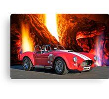 1965 Shelby Cobra Canvas Print