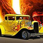 Smoke'n HOT Coupe by DaveKoontz