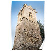 St Mary Magdalene's church tower, Stony Stratford Poster