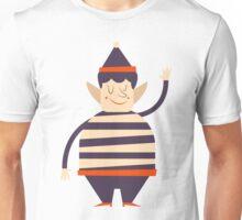 Santa's elf says HI Unisex T-Shirt