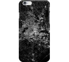 Houston map Texas iPhone Case/Skin