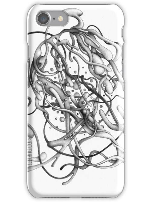 Gloopy Swoosh - Pencil Art with YouTube Time-Lapse by jeffjag