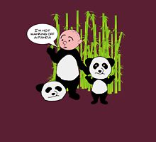 I'm not wanking off a Panda - Karl Pilkington T Shirt Unisex T-Shirt