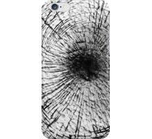 Smash case - WHITE iPhone Case/Skin