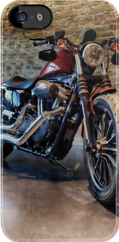 CUSTOM RIDE - Iphone Case by Rob  Toombs