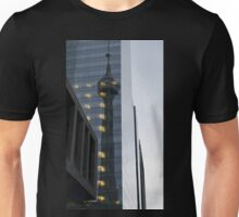 CN Tower Reflection Urban Photography  Unisex T-Shirt