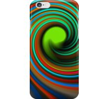 Swirl pattern iPhone Case/Skin