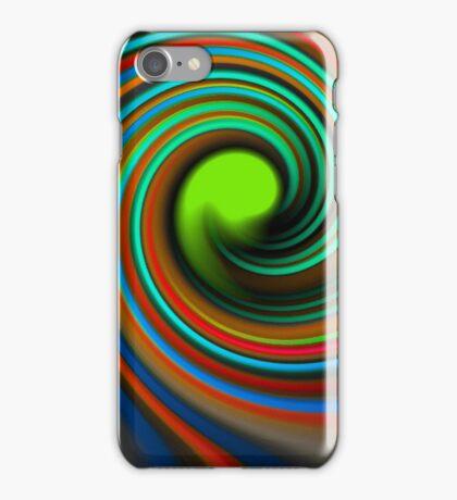Swirl pattern iPhone Case/Skin