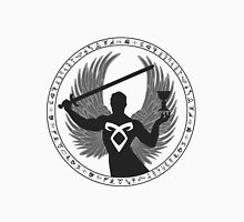 Raziel & The Mortal Instruments (The Shadowhunter's Seal) | Dark Unisex T-Shirt