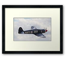 Australian Navy - Sea Fury FB10 Framed Print