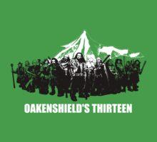 Oakenshield's Thirteen Baby Tee