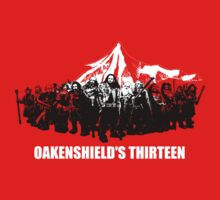 Oakenshield's Thirteen One Piece - Long Sleeve