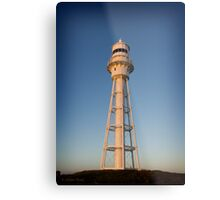 Currie Harbour Lighthouse Metal Print