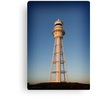 Currie Harbour Lighthouse Canvas Print