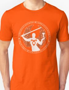 Raziel & The Mortal Instruments (The Shadowhunter's Seal) Unisex T-Shirt