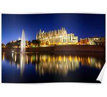 Sa Seu Cathedral Poster