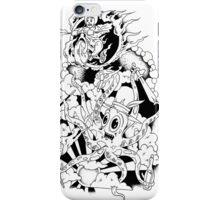 Octotrike iPhone Case/Skin