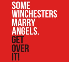 Some Winchesters Marry Angels.  by rexannakay
