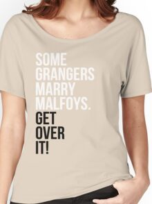 Some Grangers Marry Malfoys.  Women's Relaxed Fit T-Shirt