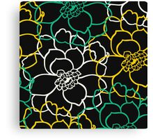 Cute Bold Sophisticated Gorgeous Canvas Print
