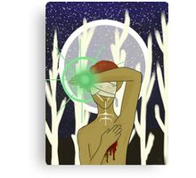Lavellan Tarot Card Canvas Print