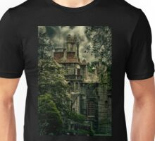 Fonthill with Storm Clouds Unisex T-Shirt