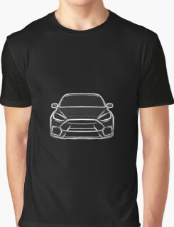 2016 Ford Focus RS Graphic T-Shirt