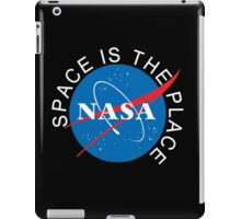 Space Is The Place iPad Case/Skin