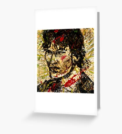 Richard Ramirez Greeting Card