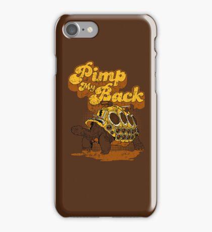 Pimp My Back iPhone Case/Skin