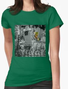 Changing Moods - SC Womens Fitted T-Shirt