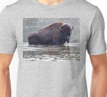 Wet Bison Contestant Unisex T-Shirt