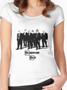 Reservoir Bad Women's Fitted Scoop T-Shirt