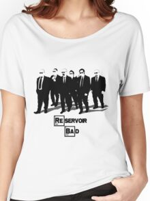 Reservoir Bad Women's Relaxed Fit T-Shirt