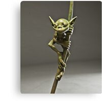 Amazon Goblin Canvas Print