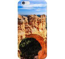 Natural Bridge at Bryce Canyon iPhone Case/Skin