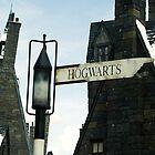 Hogwarts Bound by Frankie Pereira