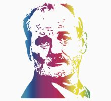 Bill Murray by Thomas Jarry