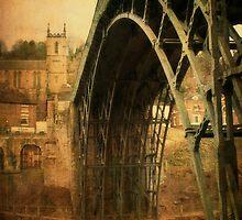 Iron Bridge Telford by Nicola Smith