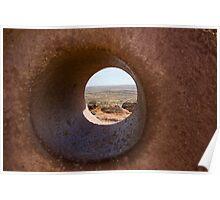 Living Desert, Broken Hill, Outback NSW Poster
