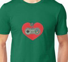 16-Bit Romance Unisex T-Shirt